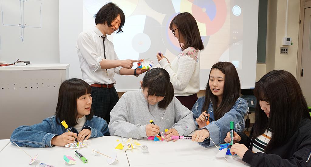 学生による研究・作品【幼児教育学科】